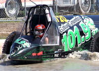 Swamp Buggy - The race!