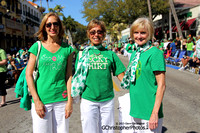 2013 St. Patrick's Day parade - Naples, FL