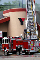 Fire at the Greater Naples YMCA
