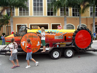 Swamp Buggy Parade 2007