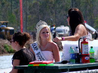 "Swamp Buggy - ""The Queen & her Court"""