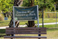 Gordon River Greenway ribbon cutting
